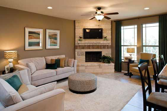 cream and gray living room living rooms gray brown modern home design ideas 20726