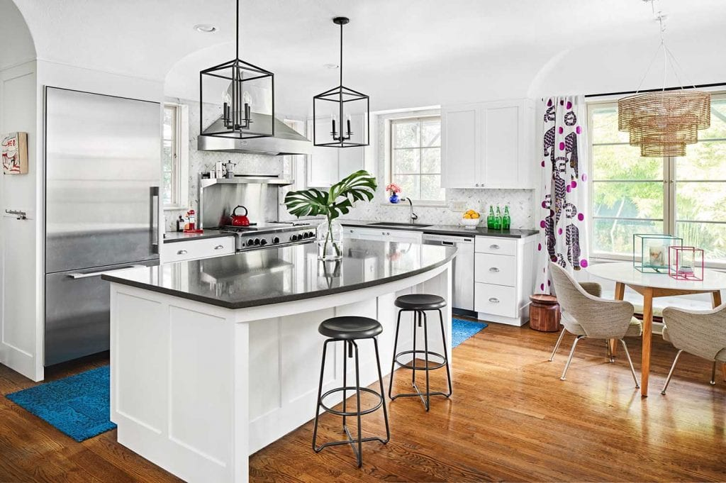 How to Pick the Right White Kitchen Paint Color - Paper Moon ...
