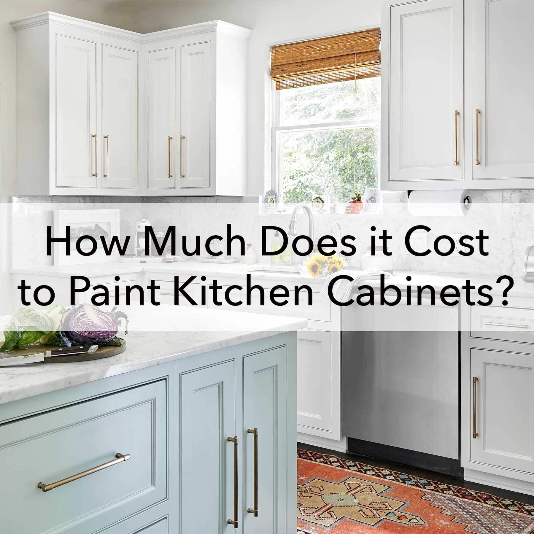 How Much Does It Cost To Paint Kitchen Cabinets Paper
