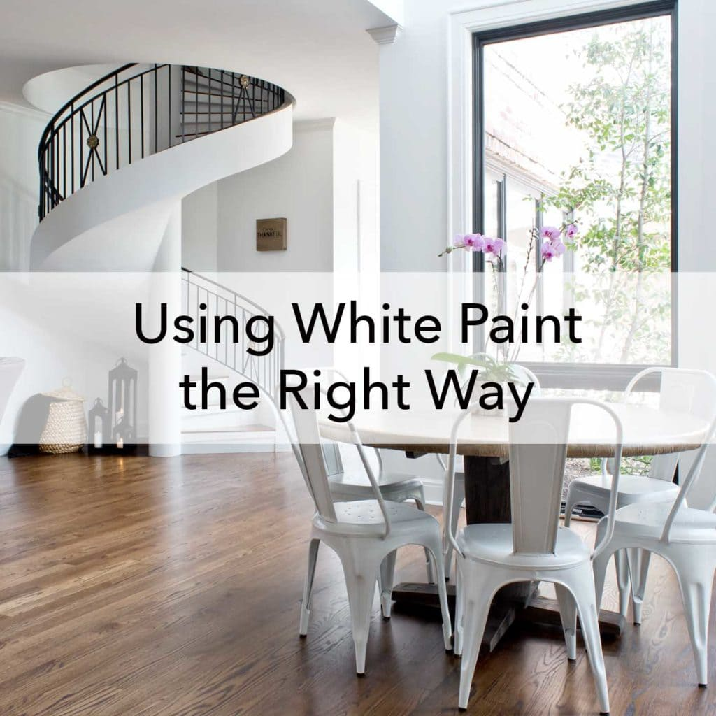 Interior painting Austin TX, using white paint the right way, blog, Paper Moon Painting
